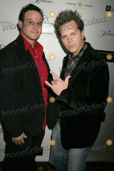 Jeremy Buck Photo - 2010 Pre-oscar Gifting Suite & Style Lounge Intercontinental Hotel, Century City, CA 03/06/2010 Musicians Jeremy Buck and Mr Deebs of the Band Jeremy Buck and the Bang Photo: Clinton H. Wallace-photomundo-Globe Photos Inc