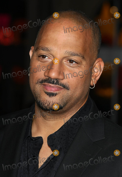 """Allen Hughes, Grauman's Chinese Theatre Photo - Allen Hughes Director the Los Angeles Premiere of """"the Book of Eli"""" Held at the Grauman's Chinese Theatre in Hollywood, California on January 11, 2010 Photo by Graham Whitby Boot-allstar-Globe Photos, Inc."""