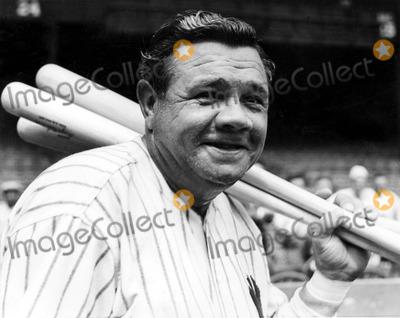 Babe Ruth Photo - Babe Ruth Supplied by Globe Photos, Inc.