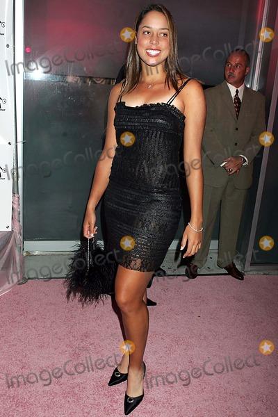 Alexandra Stevenson Photo - 2004 Wta Glam Slam NYC Was Held at Ruby Falls 609 W 29th Street Between 11th and 12th Avenue, New York City 08/27/2004 Photo: Rick Mackler/ Rangefinders/ Globe Photos Inc. 2004 Alexandra Stevenson