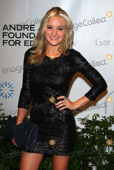 112, AJ Michalka, Andre Agassi, AJ. Michalka Photo - Aj Michalka Actress Andre Agassi Foundation For Education's 15th Grand Slam For Children Benefit Concert - Red Carpet the Wynn Las Vegas 10-09-2010 Photo by Graham Whitby Boot-alstar-Globe Phtos, Inc. 2010