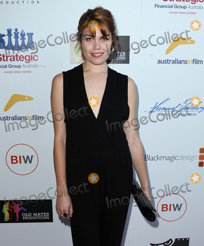 """Annabel Marshall-Roth Photo - Annabel Marshall-roth attending the Los Angeles Premiere of """"That Sugar Film"""" Held at the Harmony Gold Thaeter in Los Angeles, California on July 20, 2015 Photo by: D. Long- Globe Photos Inc."""