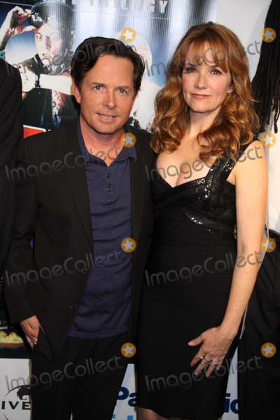 Michael J Fox, Michael J. Fox, Lea Thompson, Michael Bublé, Michael Paré Photo - Lea Thompson,michael J. Fox at ''Back to the Future'' 25th Anniversary Trilogy Blu-ray Release Party at Guastavino's E.59st, New York City 10-25-2010 . Photo by John Barrett/Globe Photos, Inc.2010