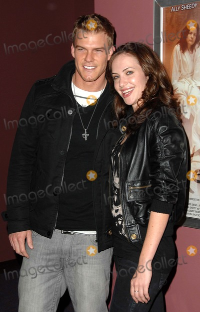 "Alan Ritchson Photo - Premiere Screening of ""Steam"" at Laemmle's Sunset 5 in West Hollywood, CA 03-13-2009 Image: Alan Ritchson and Kate Siegel Photo: Scott Kirkland / Globe Photos"