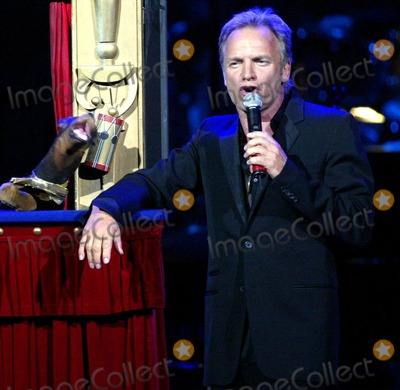Sting Photo - 'Singin' in the Rainforest' the 12th Carnegie Hall Benefit Concert in Support of the Rainforest Foundation. Carnegie Hall, New York City. 04/21/2004 Photo: Globe Photos Inc 2004 Sting