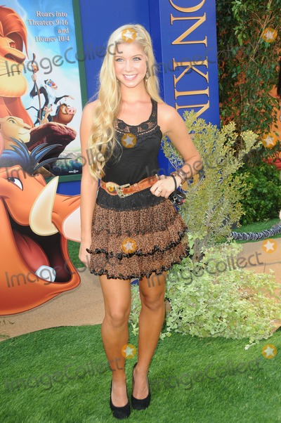"""Alexandria Deberry Photo - Alexandria Deberry attending the Los Angeles Premiere of """"the Lion King 3d"""" Held at the El Capitan Theatre in Hollywood, California on 8/27/11 Photo by: D. Long- Globe Photos Inc."""