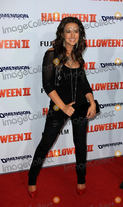 America Olivo Photo - America Olivo Actress Halloween Ii, Los Angeles Premiere Photo by Graham Whitby Boot-allstar-Globe Photos, Inc. 2009