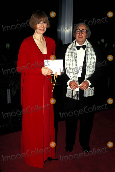 Andre Previn, Kennedy Photo - Kennedy Center Honors Andre Previn and Wife 12-05-1993 Photo by James M. Kelly-Globe Photos