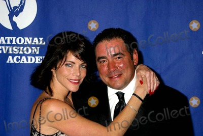 Emeril Lagasse, Lesli Kay Photo - 31st Annual Creative Craft Daytime Emmy Awards. New York Marriott Marquis, New York City. 05/15/2004 Photo: Rick Mackler / Rangefinders / Globe Photos Inc 2004 Lesli Kay and Emeril Lagasse