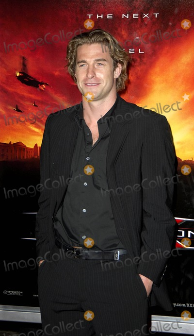 Scott Speedman Photo - LOS ANGELES, CA APRIL 25, 2005 (SSI) - -Actor Scott Speedman, who plays in the film, poses for photographers, during the premiere of the new movie from Columbia Picture XXX: STATE OF THE UNION, on April 25, 2005, at Mann's Village Theater, in Los Angeles. PHOTO: Michael Germana / Super Star Images / Globe Photos Inc  2005K42923MG