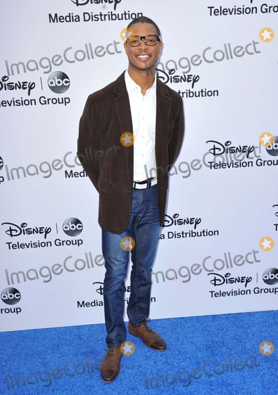 Arjay Smith, Walt Disney Photo - Arjay Smith attending the Disney Media Networks International Upfronts Held at the Walt Disney Studios Lot in Burbank, California on May 19, 2013 Photo by: D. Long- Globe Photos Inc.