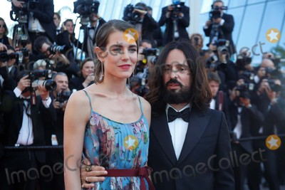 Charlotte Casiraghi, Alessandro Michele Photo - Charlotte Casiraghi and Alessandro Michele Attend the Premiere of Carol During the 68th Annual Cannes Film Festival at Palais Des Festivals in Cannes, France, on 16 May 2015. Photo: Alec Michael