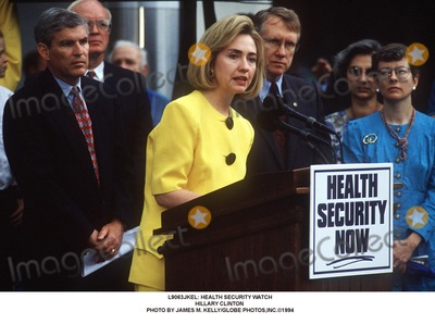 Hillary Clinton Photo - : Health Security Watch Hillary Clinton Photo by James M. Kelly/Globe Photos,inc.