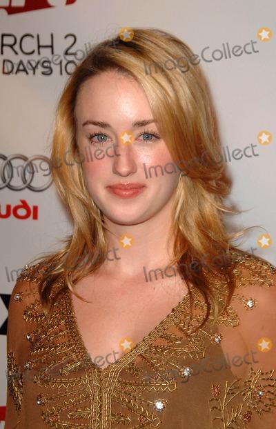 "Ashley Johnson Photo - Season Two Premire of ""Dirt"" at Arclight Cinemas in Hollywood, CA 02-28-2008 Image: Ashley Johnson Photo by Kelly Dawes - Globe Photos, Inc."