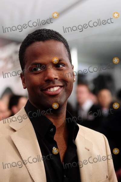 "AJ Calloway, A.J. Calloway Photo - The World Premiere of ""Cop Out"" at Amc Loews Lincoln Square in New York City on 02-22-2010. Photo by Ken Babolcsay - Ipol-Globe Photo 2010 A.j. Calloway"