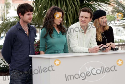 """Tank, Andrea Arnold, Harry Treadaway, Kierston Wareing, Michael Fassbender Photo - Film Team (Harry Treadaway, Kierston Wareing, Michael Fassbender, Andrea Arnold) """"Fish Tank"""" Photo Call at the 2009 Cannes Film Festival at Palais Des Festival Cannes, France 05-14-2009 Photo by Roger Harvey-Globe Photos, Inc. 2009"""