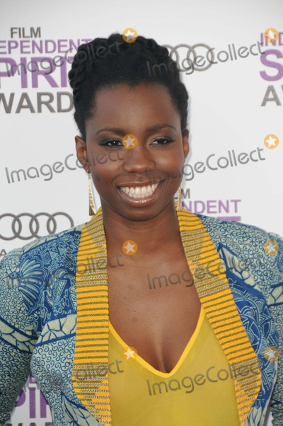 Adepero Oduye Photo - Adepero Oduye attending the 2012 Independent Spirit Awards - Arrivals Held at the Santa Monica Beach in Santa Monica, California on 2/25/12 Photo by: D. Long- Globe Photos Inc.
