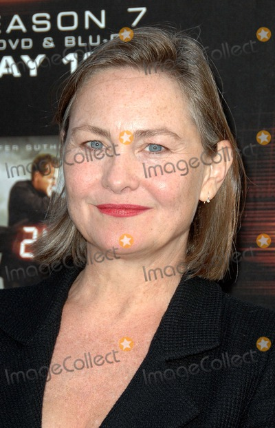 "Cherry Jones Photo - ""24"" Season Seven Finale and Dvd Release Party at the Wadsworth Theater in Los Angeles, CA 05-12-2009 Photo by James Diddick-Globe Photos @ 2009 Cherry Jones"