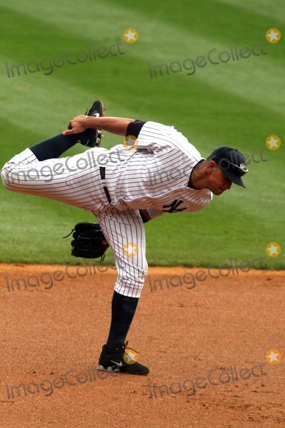 Alex Rodriguez Photo - Yankees Vs Indians at Yankee Stadium Date 04-19-07 Photos by John Barrett-Globe Photos,inc Alex Rodriguez