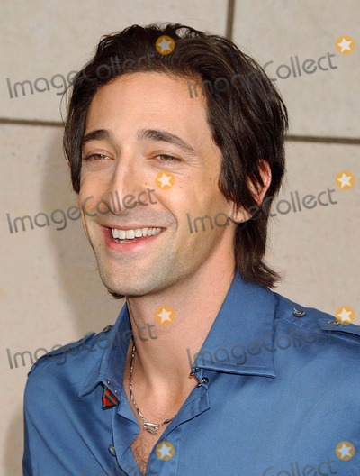 """Adrien Brody Photo - New York Film Festival Press Conference. For """"Darjeeling Limited"""". Walter Reade Theater, NYC. 09-27-2007 Photo by Ken Babolcsay-ipol-Globe Photos, Inc. 2007 Adrien Brody"""