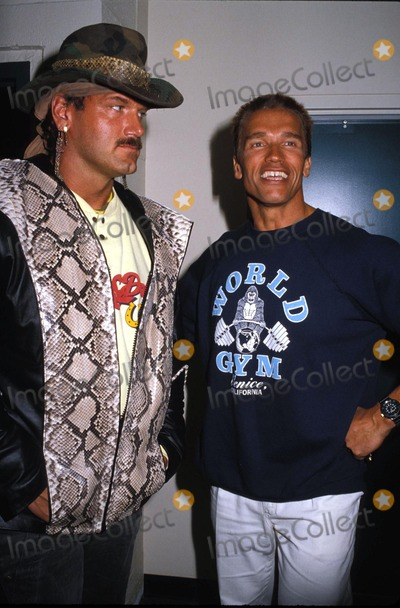 Photos And Pictures Arnold Schwarzenegger With Jesse