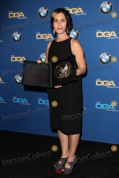 Amy Schatz Photo - Amy Schatz attends the 66th Annual Dga Awards - Press Room on January 25th, 2014 at the Hyatt Regency Plaza Hotel in Los Angeles,california,usa. Photo:tleopold/Globephotos