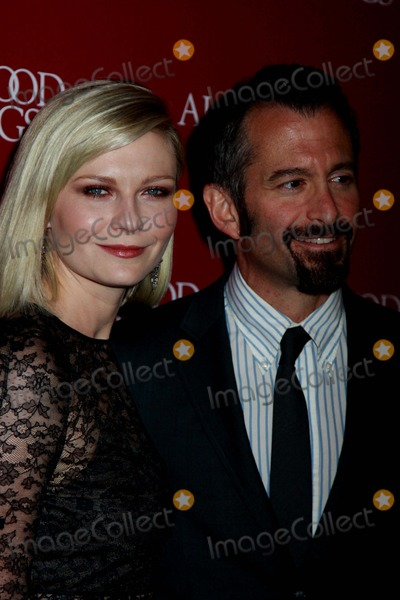 "Kirsten Dunst, ANDREW JARECKI Photo - ""All Good Things"" New York Premiere Sva Theater, NYC December 1, 2010 Photos by Sonia Moskowitz, Globe Photos Inc 2010 Kirsten Dunst, Andrew Jarecki"