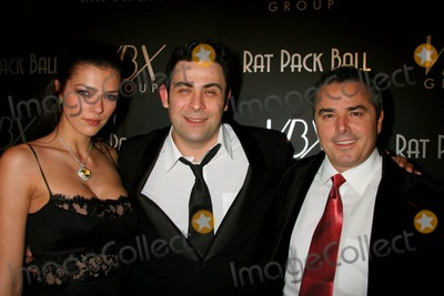 "Adrienne Curry, Christopher Knight, Phil Viardo, Rat Pack Photo - the First Annual ""Rat Pack Ball"" West Sunset Blvd, Hollywood, CA 12-12-2006 Phil Viardo with Adrienne Curry and Christopher Knight Photo: Clinton H. Wallace-photomundo-Globe Photos Inc"