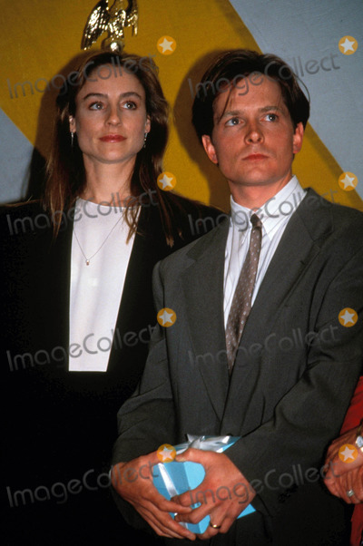 Photos And Pictures Michael J Fox And Wife Tracy Pollan