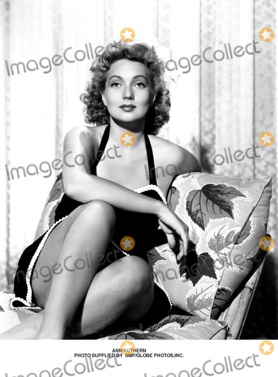 Ann Sothern Photo - Ann Sothern Photo Supplied by Smp/Globe Photos,inc.