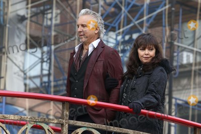 Neil Giraldo, Pat Benatar Photo - Pat Benatar,neil Giraldo at the 89th Macy's Thanksgiving Day Parade 11-26-2015 John Barrett/Globe Photos