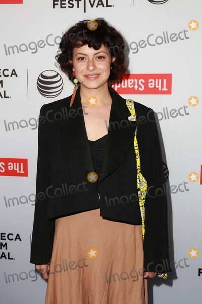 Alia Shawkat, Alias Photo - Alia Shawkat attends the Tribeca Film Festival on March 23rd, 2015 at the Standard Hollywood in West Hollywood. California. Usa.photo:leopold/Globephotos