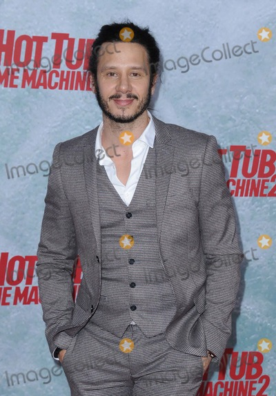 """Andrew Panay Photo - Andrew Panay attending the Los Angeles Premiere of """"Hot Tub Time Machine 2"""" Held at the Regency Village Theater in Westwood, California on February 18, 2015 Photo by: D. Long- Globe Photos Inc."""