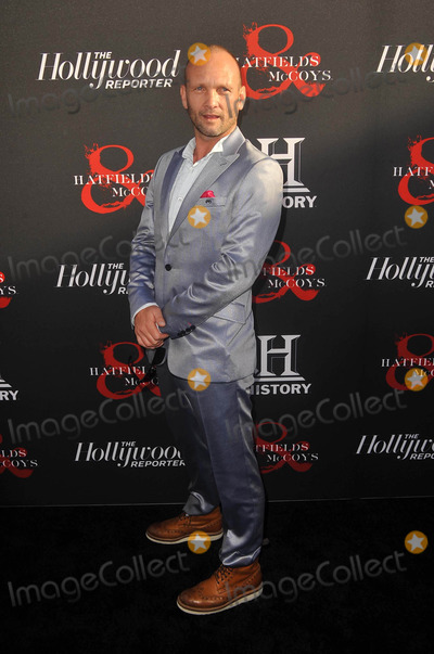 """Andrew Howard Photo - Andrew Howard, attending the Los Angeles Premiere of """" Hatfields & Mccoys"""" Held at Milk Studios in Los Angeles, California on May 21, 2012 Photo by: D. Long- Globe Photos Inc."""