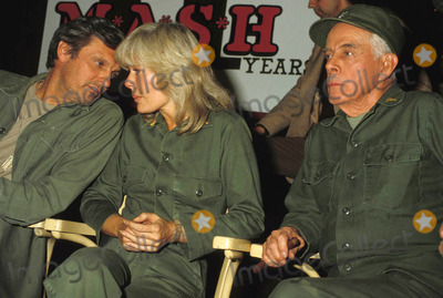 Photos And Pictures Alan Alda Loretta Swit And Harry Morgan At A