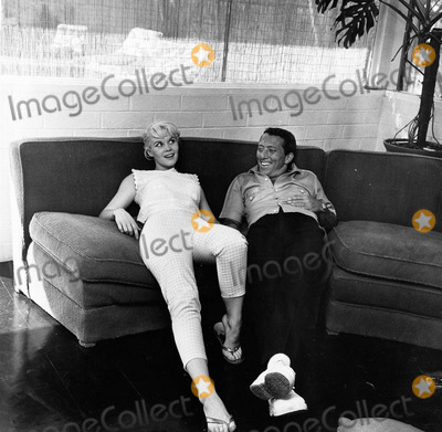 Andy Williams Photo - Andy Williams Dorothy Provine photo by Larry Barbier jr-globe Photos, Inc.