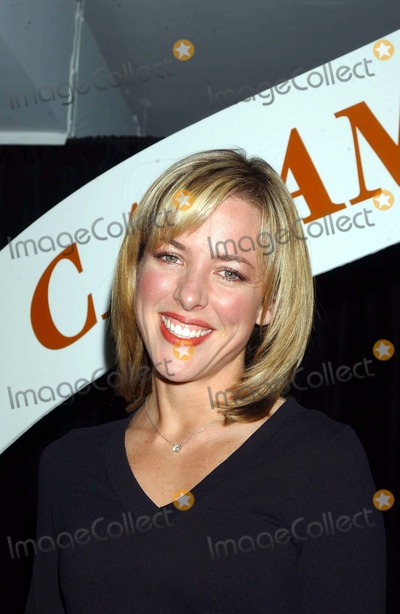 Amy Henry, Kiss Photo - Hershey's Kisses Party to Launch New Kiss Filled with Caramel at Empire State Building , New York City 04/28/2004 Photo: Ken Babolcsay/ Ipol/Globe Photos,inc. 2004 Amy Henry