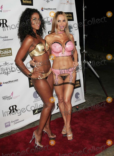 Photos And Pictures Claire Isabella Tabitha Taylor Hot August Nights Party At The Playboy Mansion To Benefit The Susan B Komen Breast Cancer