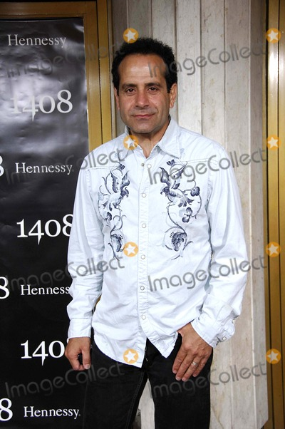 Tony Shalhoub Photo - Tony Shalhoub During the Premiere of the New Movie From Metro Goldwyn Mayer 1408, Held at Mann's National Theater, on June 12, 2007, in Los Angeles. Photo by Michael Germana-Globe Photos 2007