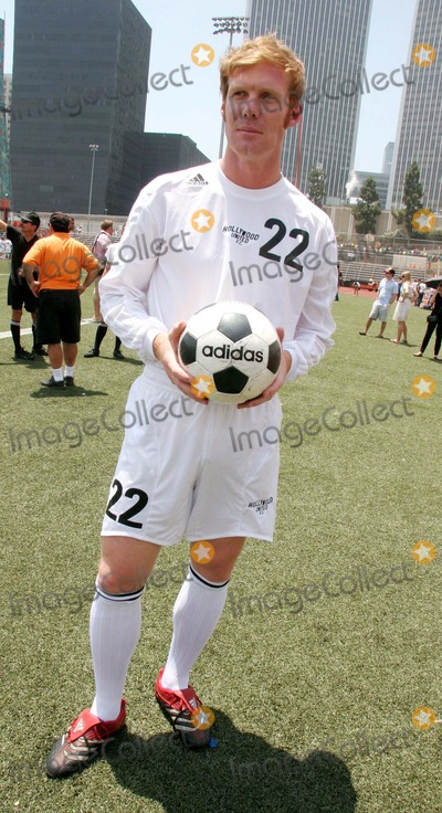 "Alexi Lalas, LaLa Photo - ""Soccer For Survivors"" Celebrity Soccer Match Hosted by the Hollywood United Football Club Beverly Hills High School, Beverly Hills, CA 07-22-07 Alexi Lalas Photo: Clinton H. Wallace-photomundo-Globe Photos Inc"