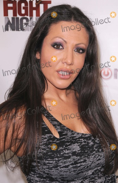 """Amy Fisher Photo - Press Conference For """"Celebrity Fight Night"""" at 9021go Showroom in Beverly Hills, CA 9/26/11 Photo by Scott Kirkland-Globe Photos   2011 Amy Fisher"""