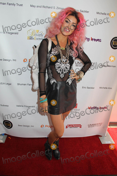 """Neon Hitch Photo - """"Working Dreams"""" Annual Holiday Toy Drive Courtyard Marriott, Culver City, CA 12/22/2014 Neon Hitch Clinton H. Wallace/ipol/Globe Photos Inc"""