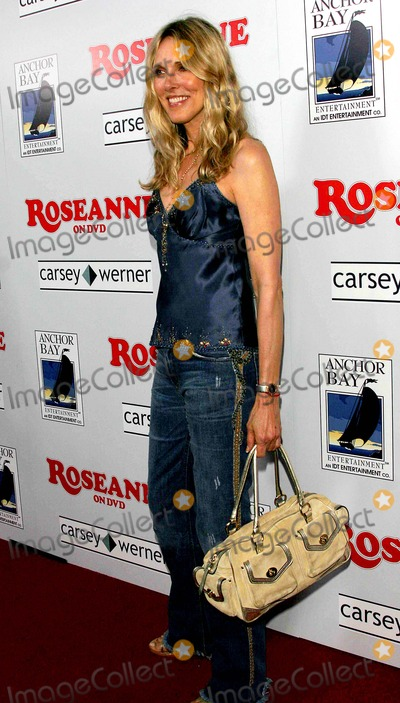 Alanna Stewart, Roseanne Photo - Alanna Stewart - Roseanne Season One on Dvd Launch - Lucky Strike Bowling Center - Hollywood, CA - 07-18-2005 - Photo by Nina Prommer/Globe Photos Inc2005 -