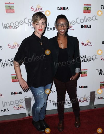 """Samira Wiley Photo - Samira Wiley attending the Los Angeles Premiere of """"the Last Five Years"""" Held at the Arclight Theater in Hollywood, California on February 11, 2015 Photo by: D. Long- Globe Photos Inc."""