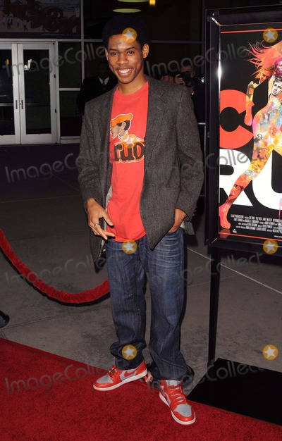 """Alphonso Mcauley Photo - Alphonso Mcauley attending the Los Angeles Premiere of """"Cat Run"""" Held at the Arclight Theater in Hollywood, California on 3/29/11 photo by: D. Long- Globe Photos Inc."""