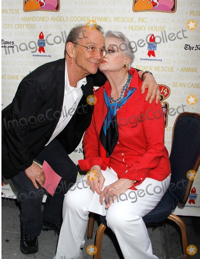 Angela Lansbury, Joel Grey Photo - Angela Lansbury and Joel Grey Attend the Broadway Barks 14th Annual Animal Adoption Event in Shubert Alley in New York on July 14, 2012. Upi /Laura Cavanaugh
