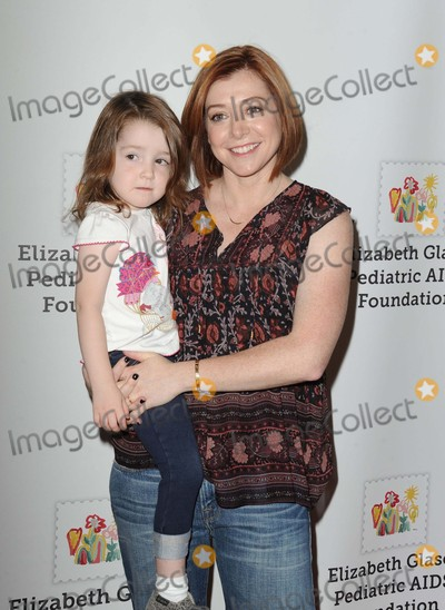 Alyson Hannigan, Elizabeth Glaser Photo - Alyson Hannigan attending the Elizabeth Glaser Pediatric Aids Foundation's a Time For Heroes Event Held the Smashbox Studios in Culver City, California on October 25, 2015 Photo by: David Longendyke-Globe Photos Inc.