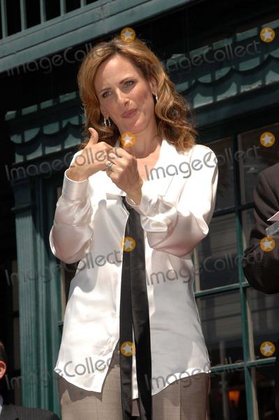 "Marlee Matlin Photo - ""Marlee Matlin"" Honored with Star on the Hollywood Walk of Fame Hollywood Blvd, Hollywood, CA 05/06/09 Marlee Matlin Photo: Clinton H. Wallace-photomundo-Globe Photos Inc"