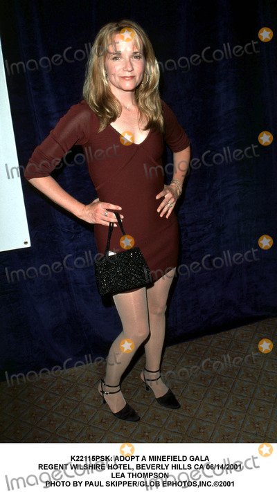 Lea Thompson Photo - : Adopt a Minefield Gala Regent Wilshire Hotel, Beverly Hills CA 06/14/2001 Lea Thompson Photo by Paul Skipper/glob Ephotos,inc.