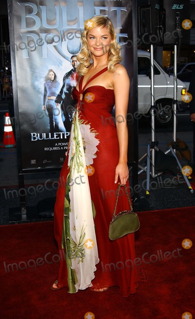 Jaime King, Grauman's Chinese Theatre Photo - World Premiere - Bulletproof Monk Grauman's Chinese Theatre, Hollywood, CA 04/09/2003 Photo by: Fitzroy Barrett / Globe Photos Inc. 2003 Jaime King